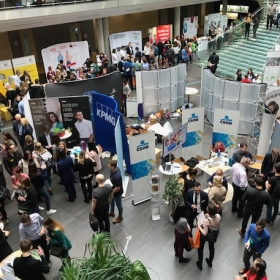 Visit job fair ŠANCE /15.-17. 10./