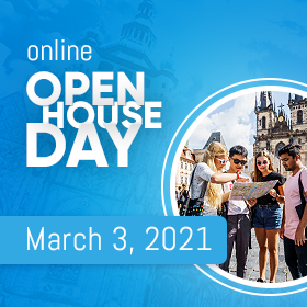 Open House Day of International Degree Programmes /3. 3./